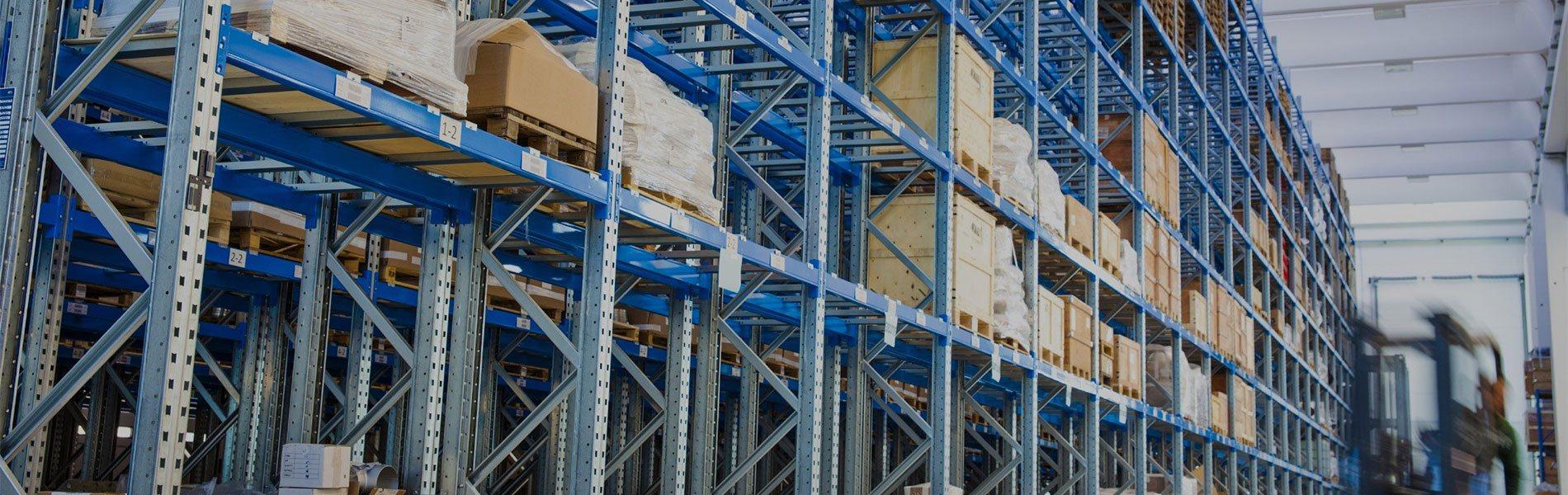 Forklift Training Warehouse