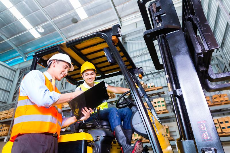 Australian Forklift Training - Leading Forklift Training